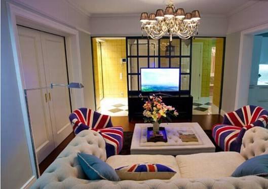 英伦风格装修设计的四大要素