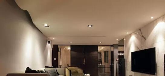 為您推薦簡約的長方形客廳吊頂造型_裝修鑒賞_搜狐