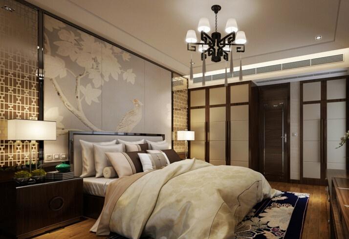 卧室床如何摆放