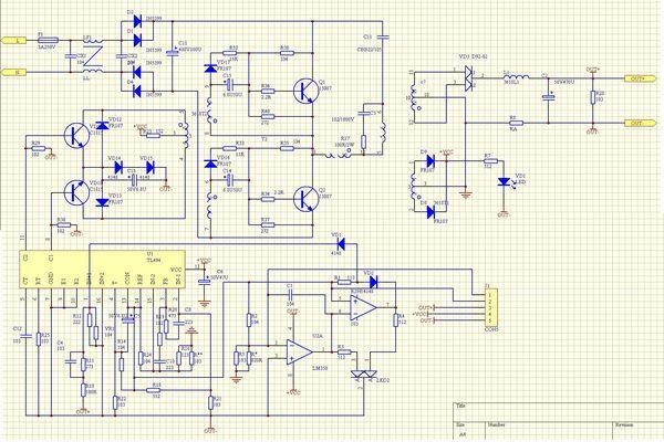 电路,从电源的输出获得反馈信号,然后根据pc的功耗来增加或者降低某一