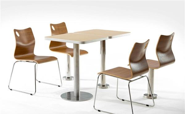 员工餐桌椅,快餐店桌椅,咖啡厅桌椅,卡坐沙发,四人座餐桌椅,酒店圆桌