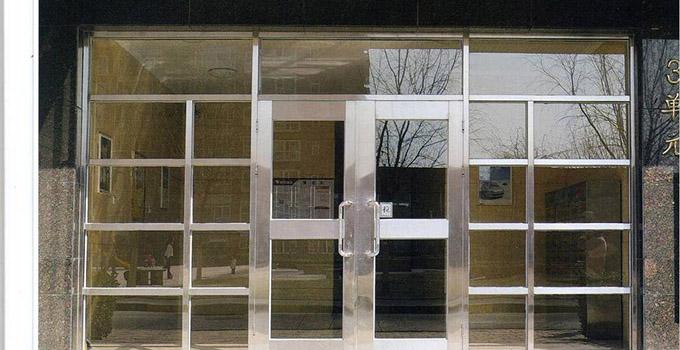 不锈钢玻璃窗户保养方法介绍图片