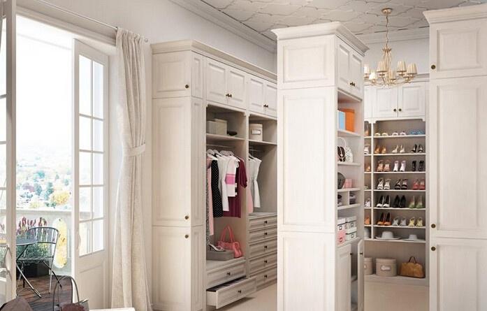 卧室衣柜的尺寸多少才适合