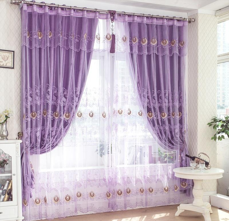 欧式窗帘图片效果 欧式窗帘应该如何装饰