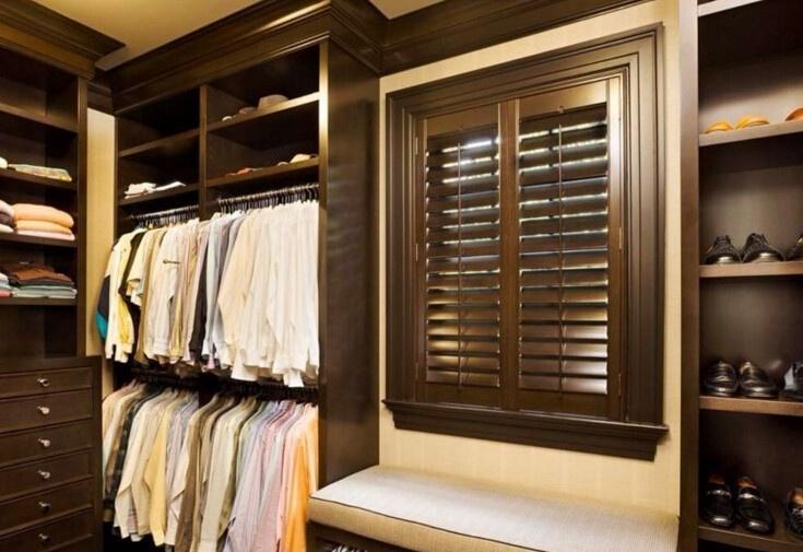 衣柜布局结构及常用尺寸要点