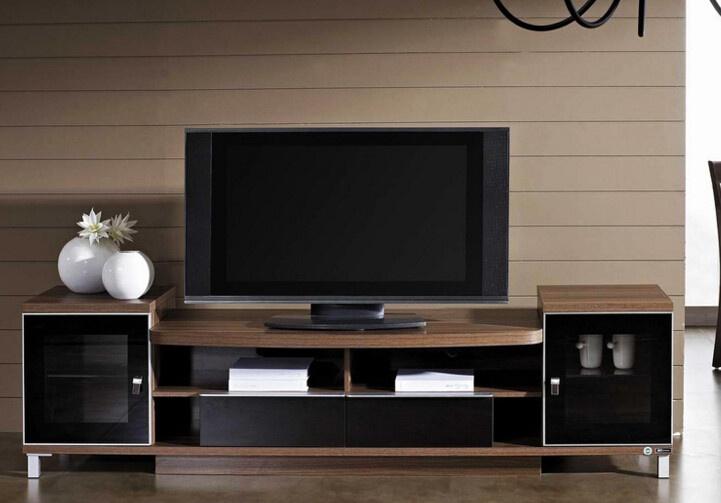客厅电视柜搭配技巧图片