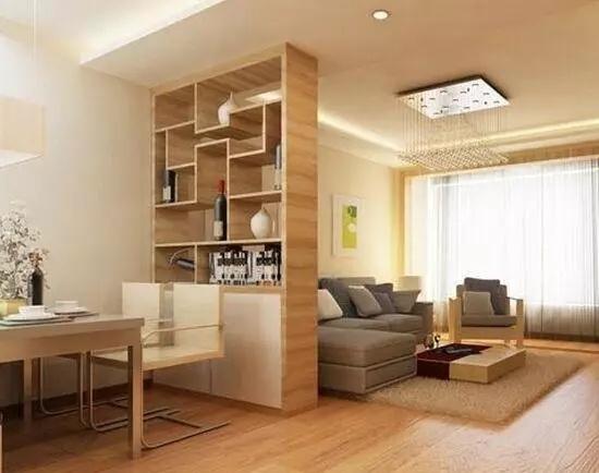 15款客厅---装修,隔断效果图,总有一款会是你的至爱!