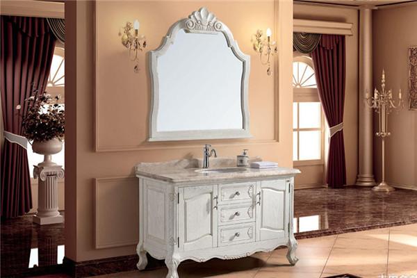 最新欧式浴室柜品牌排行 欧式浴室柜品牌推荐