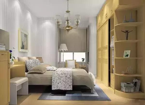 【小户型美图】听说,书房和卧室更配哦~