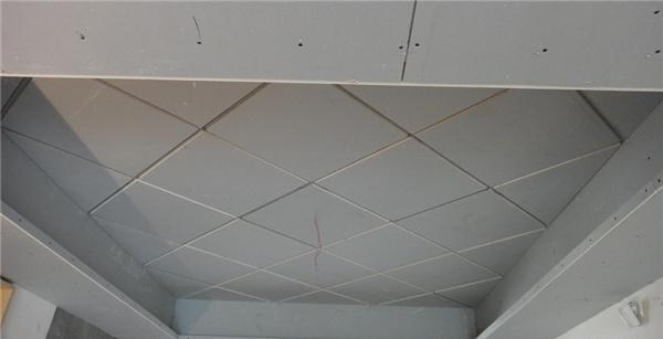 石膏板吊顶怎么施工