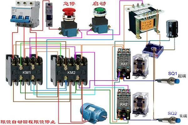 接触器接线怎么连? 接触器接线图详解