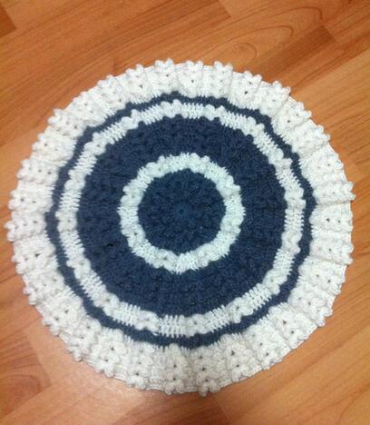 毛线编织地毯选购注意事项