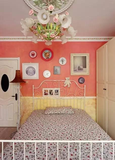 睡在童话城堡里 儿童豪华公主房间