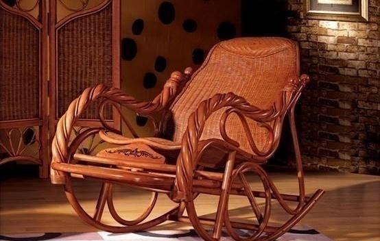阳台藤椅装修效果图欣赏