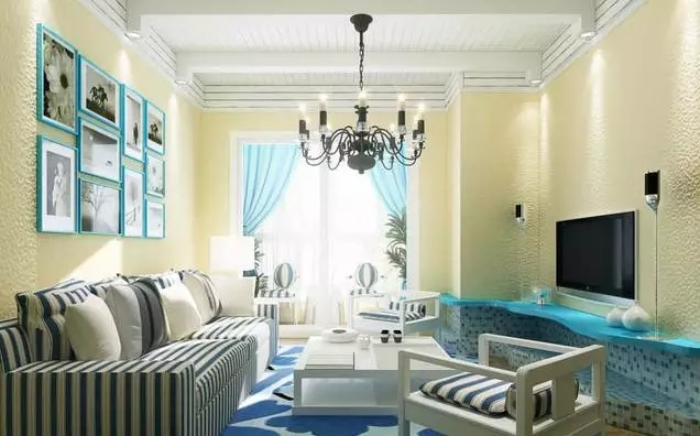 客厅墙壁颜色搭配小技巧_装修资讯_搜狐焦点家居论坛