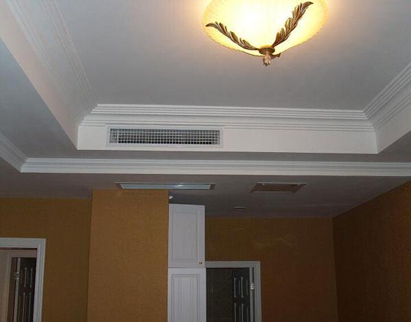 什么是风管机 风管机和中央空调的区别