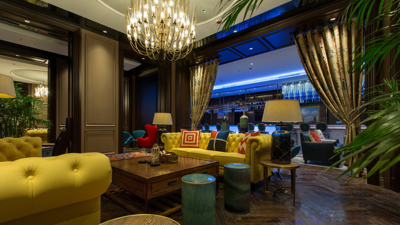 【时尚独特 · 精品新宠】思锐空间设计—山东烟台丽景半岛国际酒店设