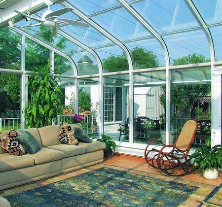 别墅阳光房设计,提高你的生活品味
