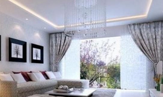 客厅窗帘什么颜色好 客厅窗帘颜色搭配