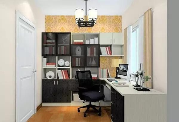 家居 设计 书房 装修 600_411