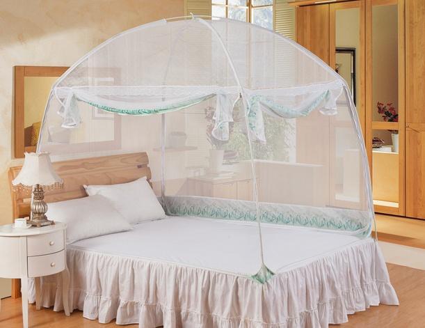 蒙古包蚊帐怎么安装 蒙古包蚊帐折叠方法