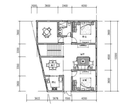 南方农村房屋设计图纸 农村平房设计注意事项