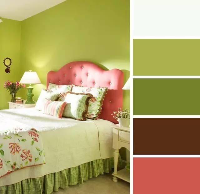 20款卧室配色案例