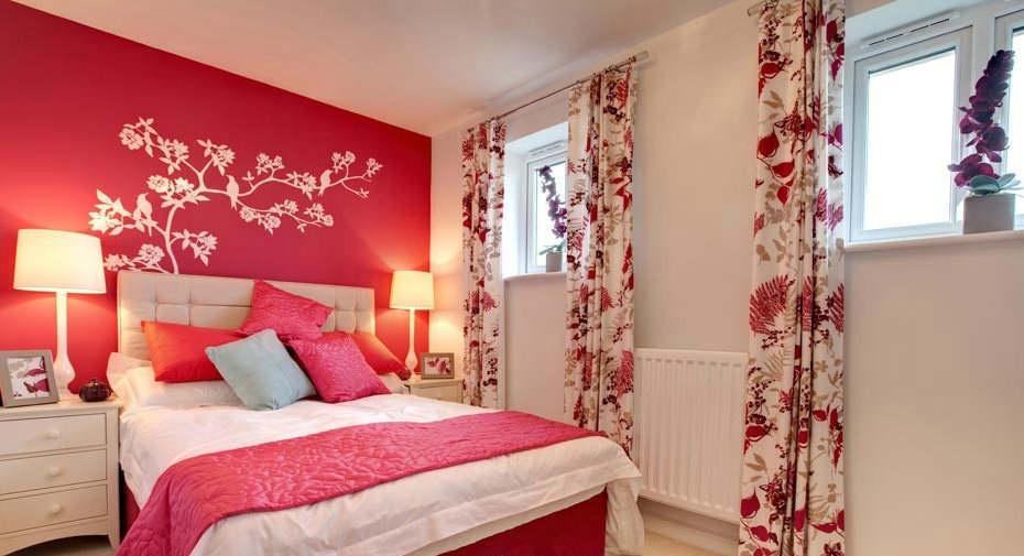 卧室窗帘效果图颜色 如何选择卧室窗帘